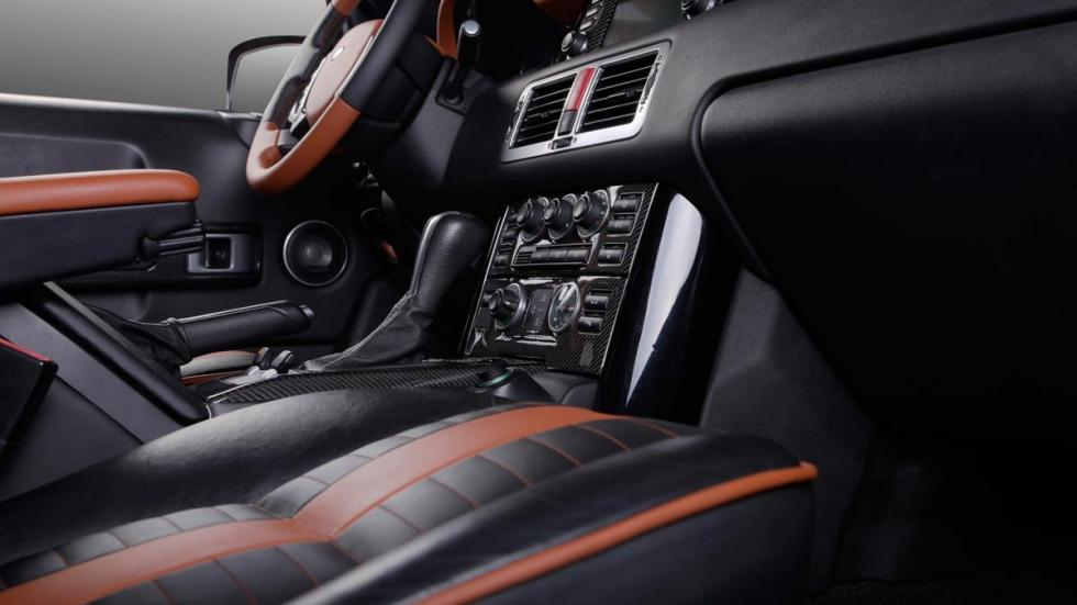 Range Rover Onyx Carbon Motors lujo