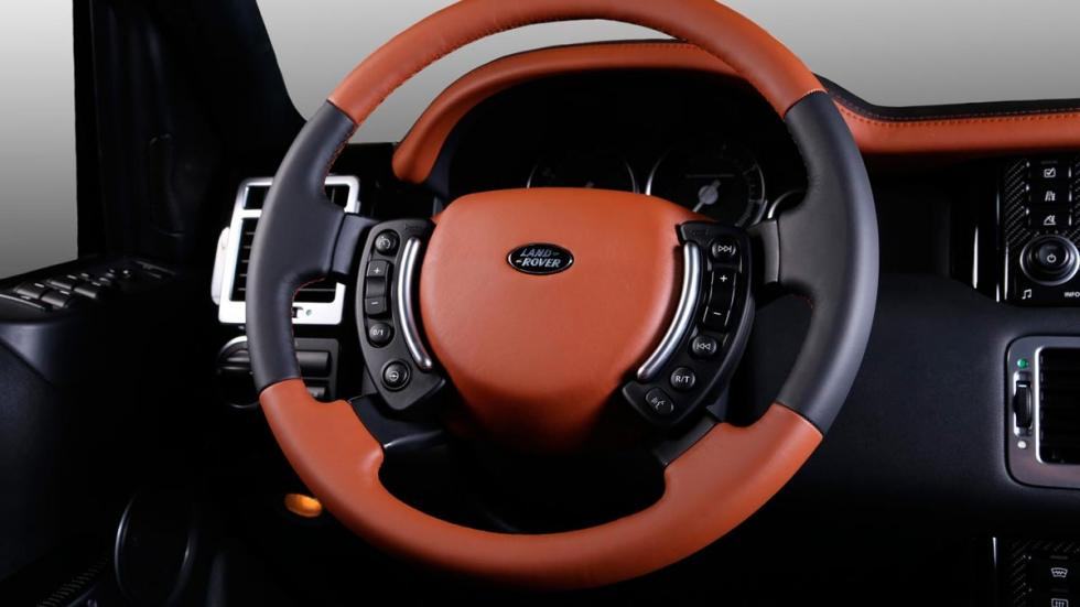 Range Rover Onyx Carbon Motors volante