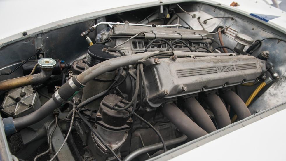 Ferrari 750 Monza motor