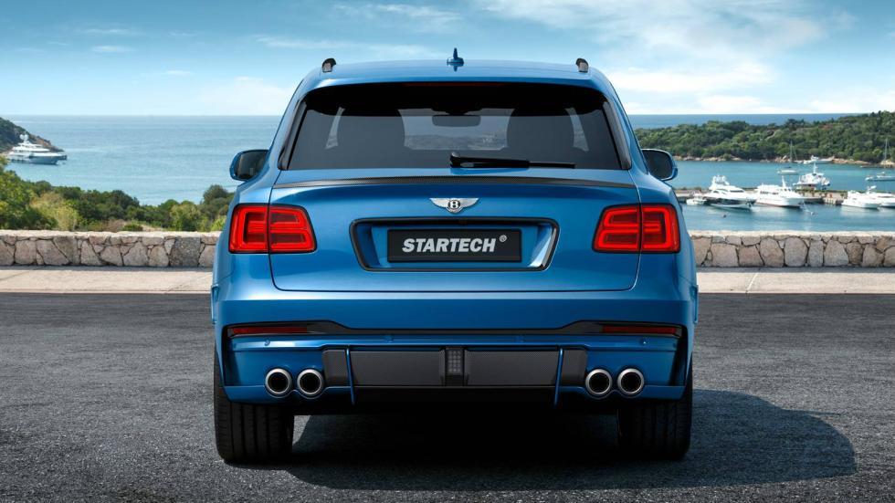 Bentley Bentayga Startech trasera