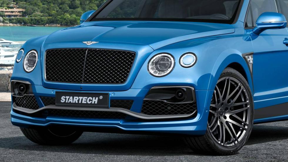 Bentley Bentayga Startech paragolpes