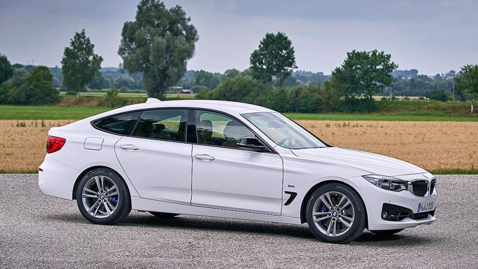 BMW 340i GT facelift (2016)