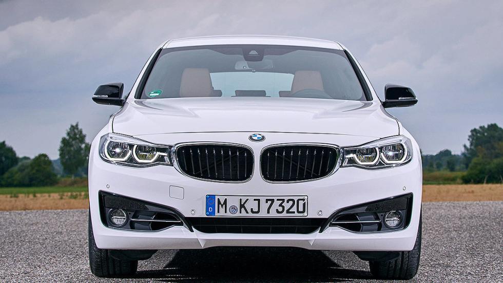 BMW 340i GT facelift (2016) morro