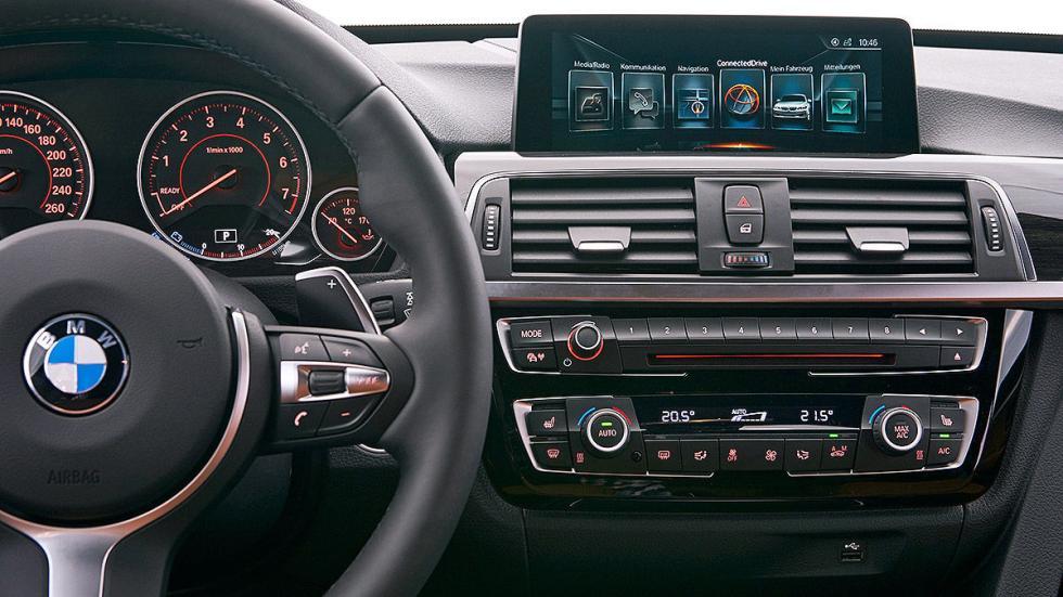 BMW 340i GT facelift (2016) 3 pantalla