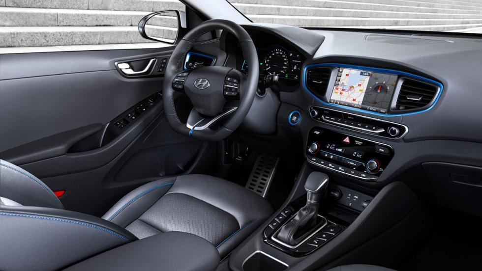 Hyundai Ioniq: al detalle