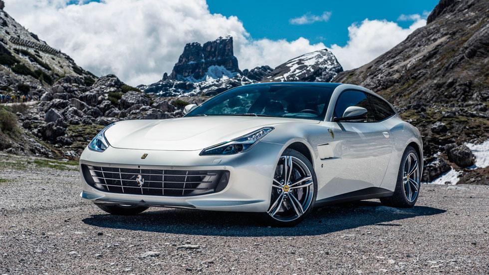 Prueba Ferrari GTC4Lusso deportivo