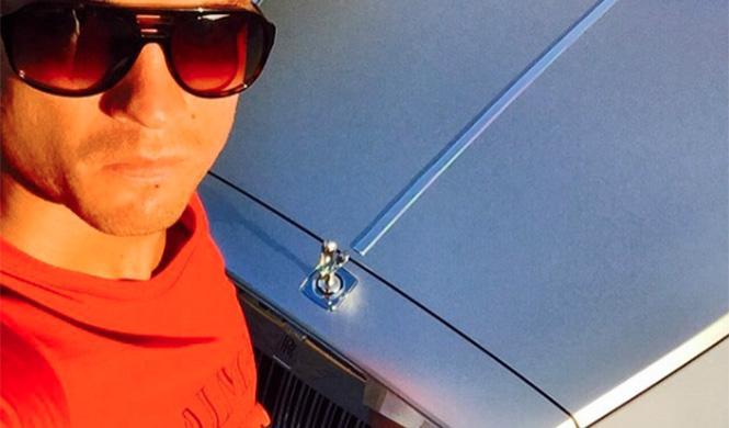 coches Cristiano Ronaldo 6