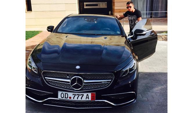 coches Cristiano Ronaldo 9