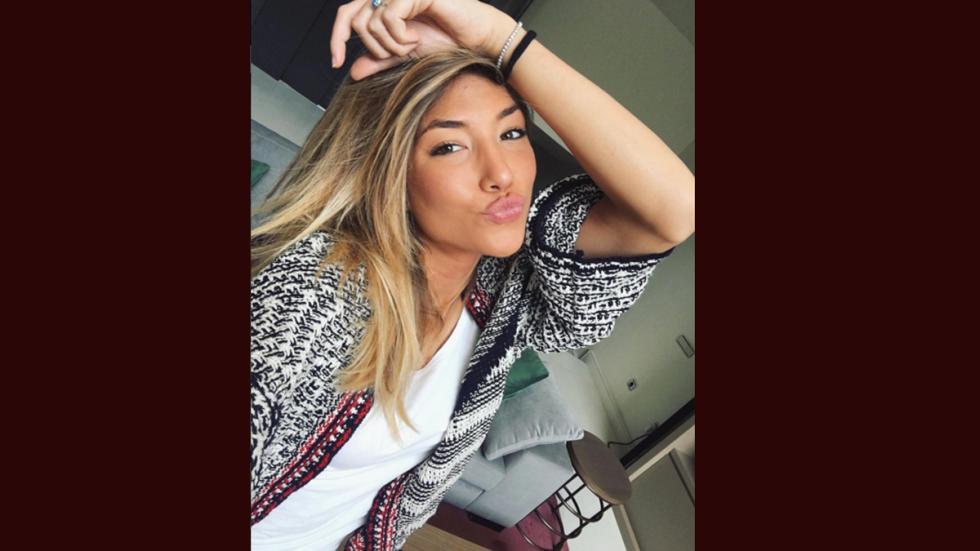 Alice Campello, la novia de Morata. Foto: Instagram