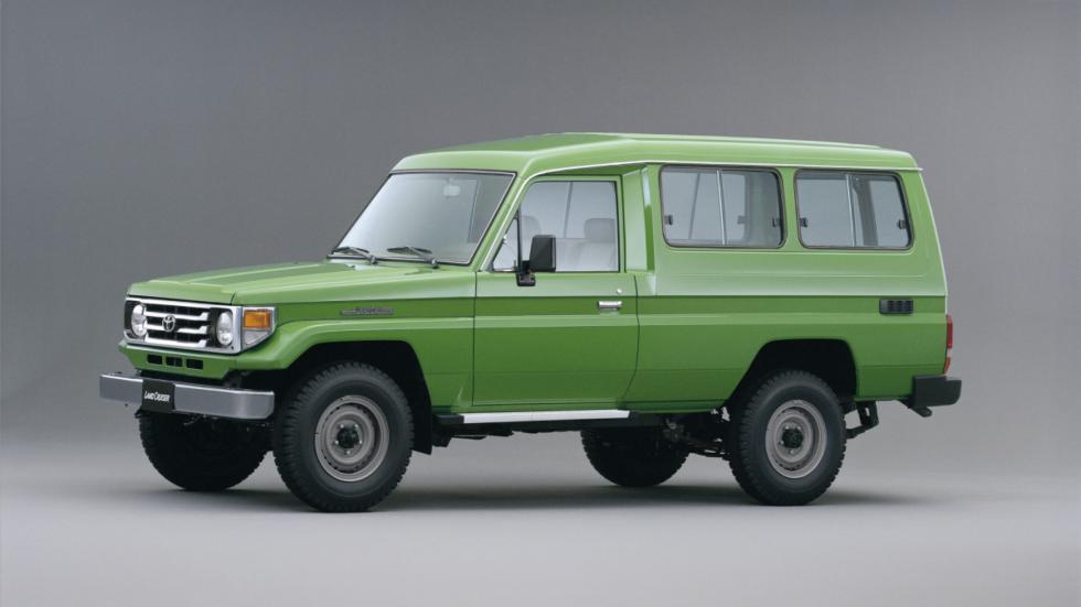 coleccionar Toyota Land Cruiser