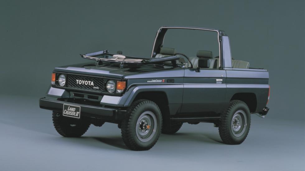 carrozado especial Toyota land cruiser