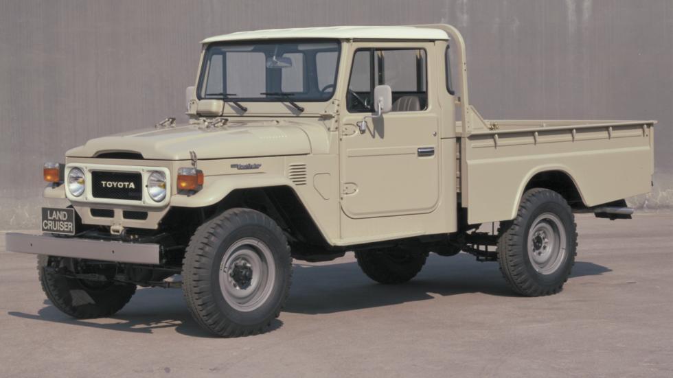 Toyota J40 de uso militar