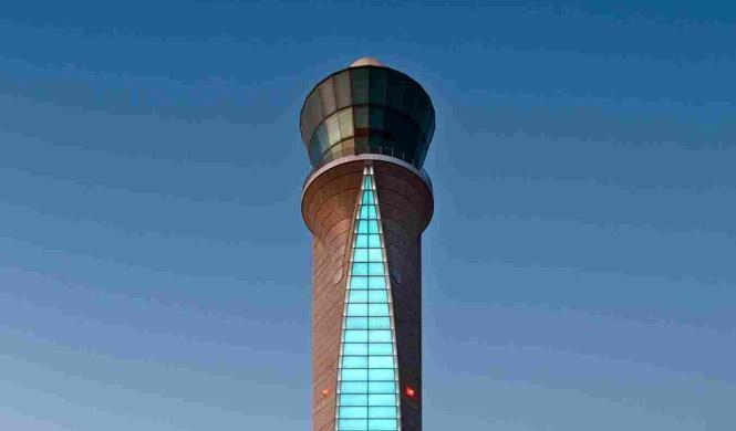 aeropuerto hamad doha terminal torre