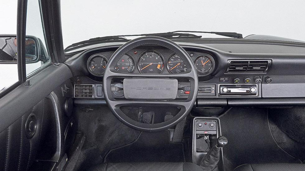 Porsche 911 Cabrio 1989 vs Audi TT Roadster y Mercedes SLC 19