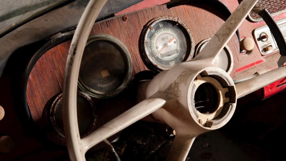 BMW 507 Elvis Presley volante