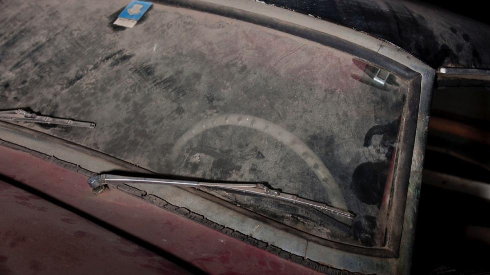 BMW 507 Elvis Presley parabrisas