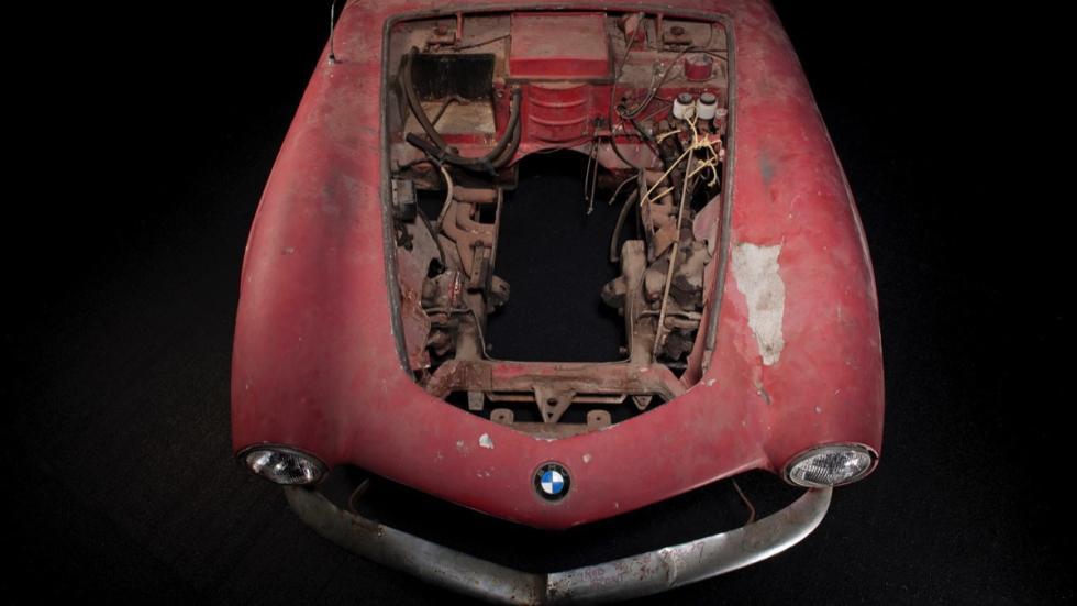 BMW 507 Elvis Presley motor