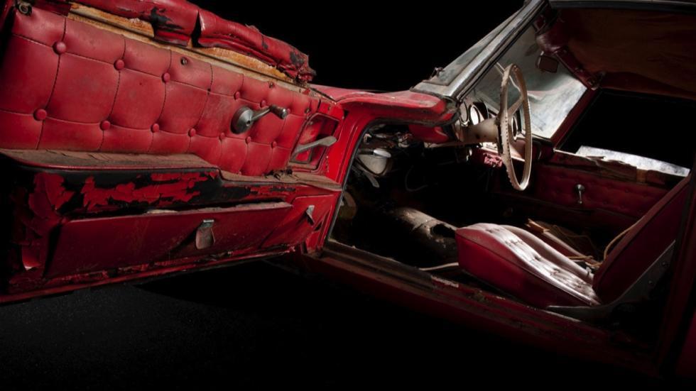 BMW 507 Elvis Presley puertas