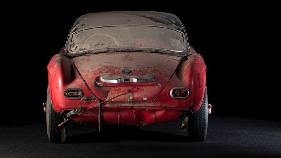 BMW 507 Elvis Presley trasera