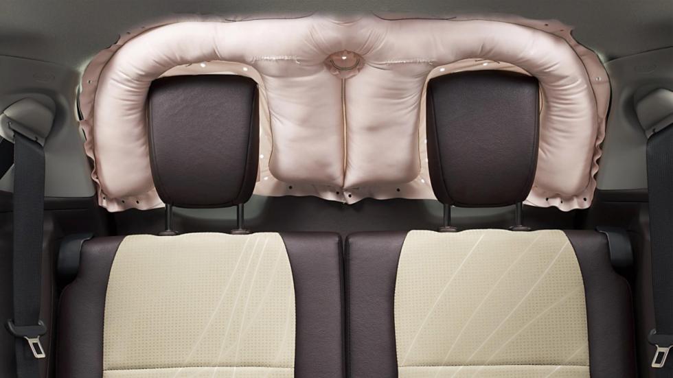 airbag toyota iq