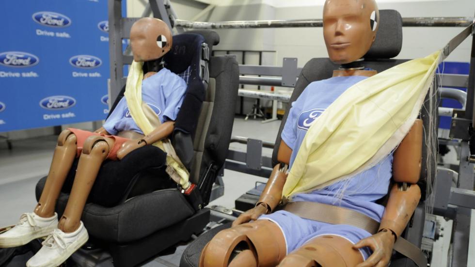 airbag de cinturón