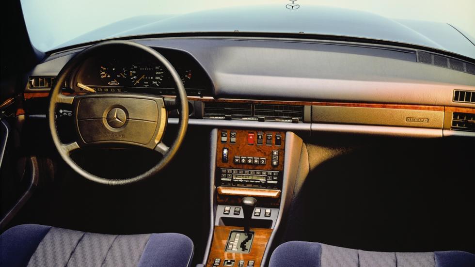Mercedes Clase S 1981