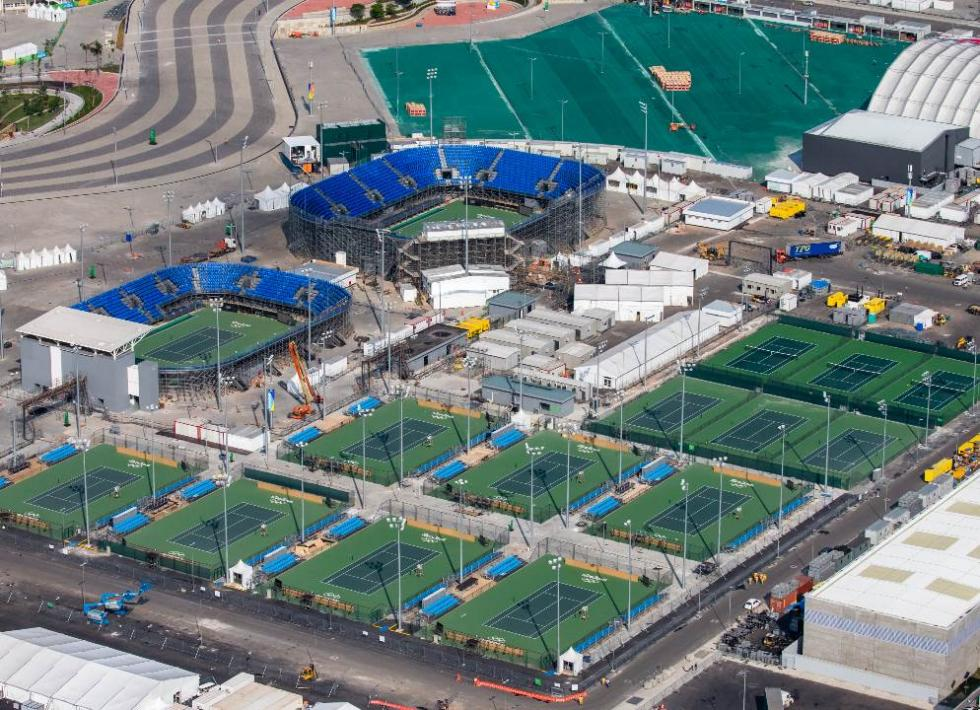 Centro Olímpico de Tenis