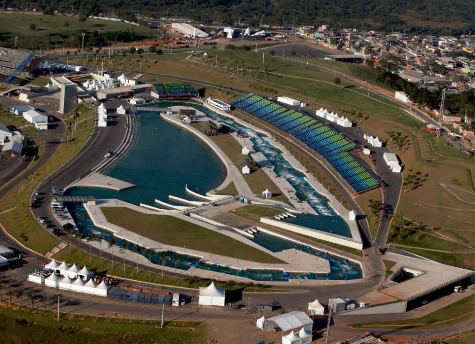 Estadio Canotaje Slalom