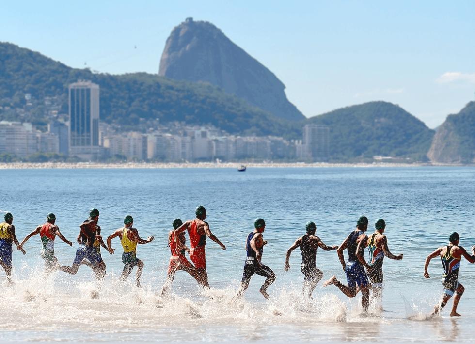 Fuerte Copacabana