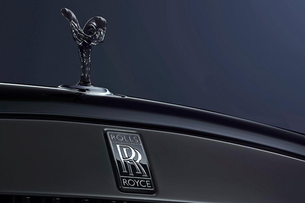 Prueba: Rolls-Royce Wraith/Ghost Black Badge detalle morro