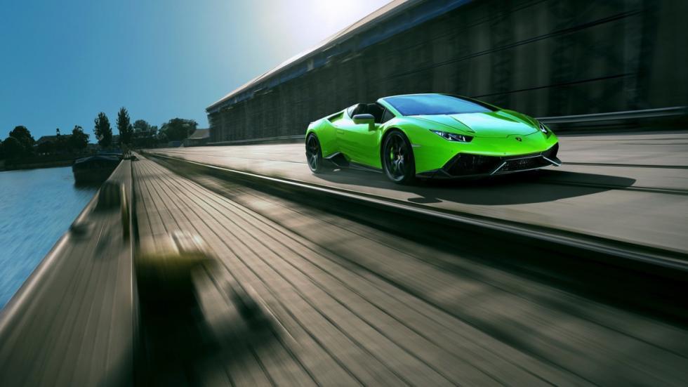Lamborghini Huracán by Novitec Torado