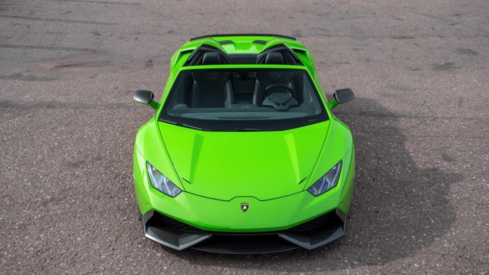 Lamborghini Huracán by Novitec Torado frontal