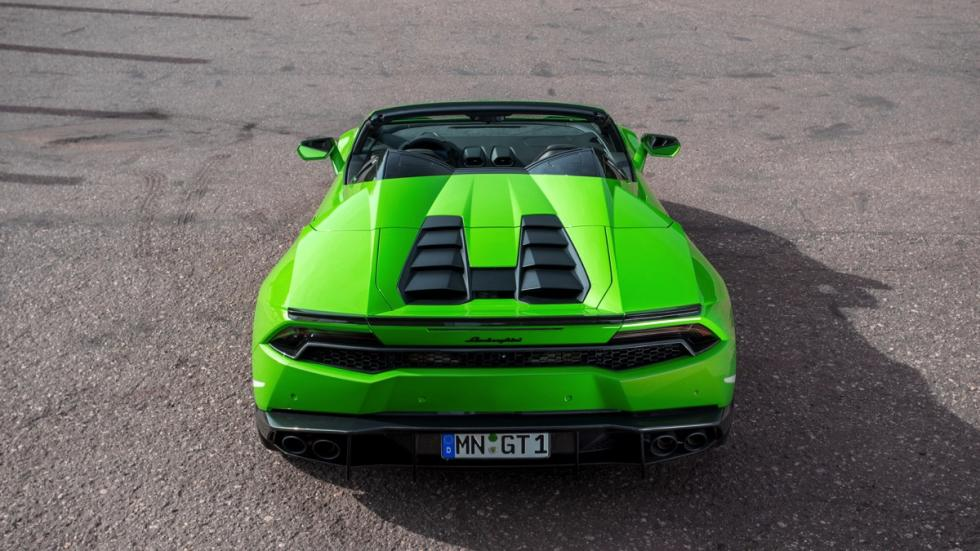 Lamborghini Huracán by Novitec Torado trasera