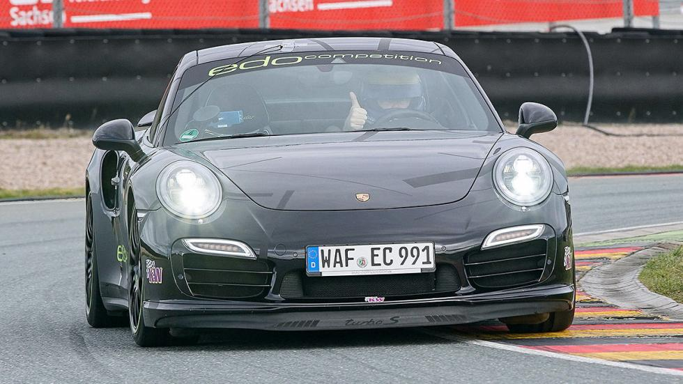Edo Competition 911 Turbo S Blackburn morro