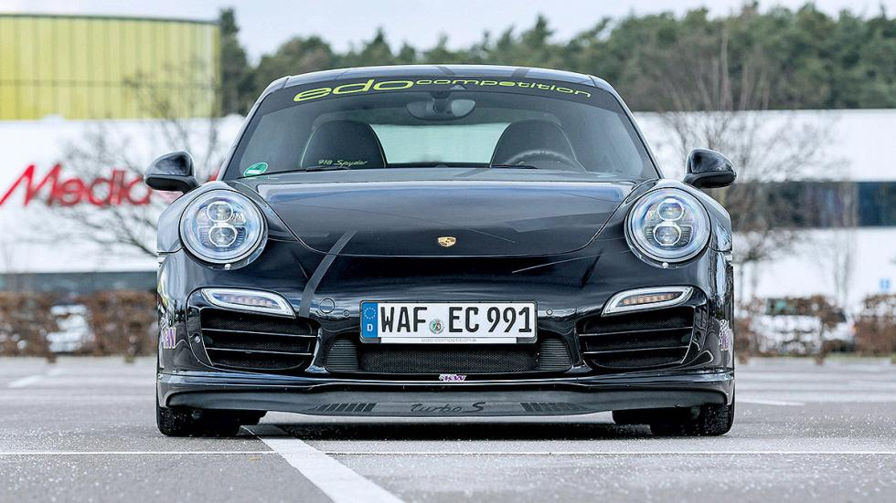 Edo Competition 911 Turbo S Blackburn faros
