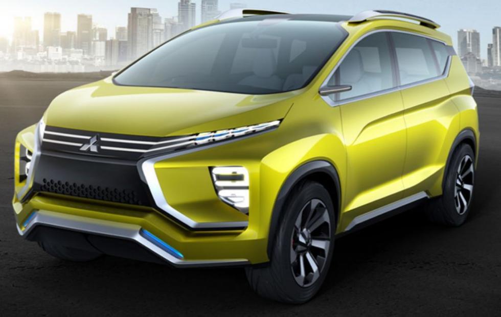 Mitsubishi XM Concept, SUV y monovolumen