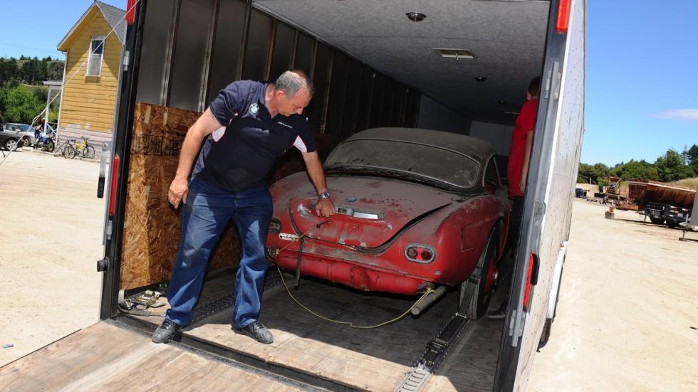 BMW 507 Elvis Presley: todas las fotos
