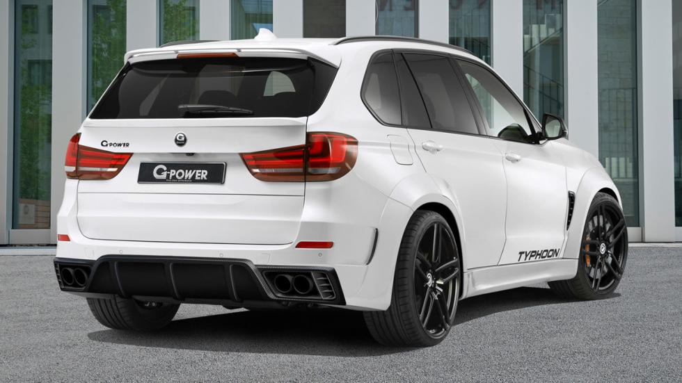 BMW X5 M G-Power Typhoon