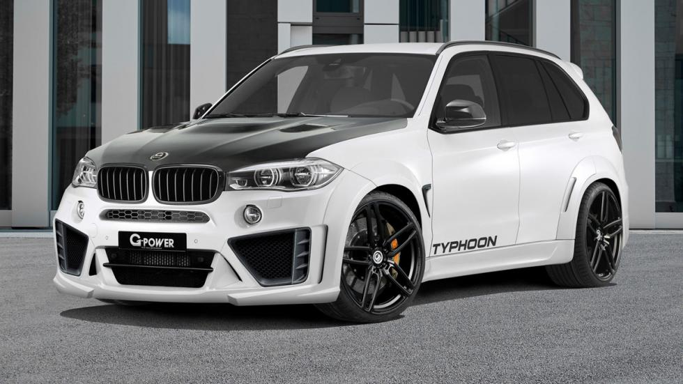 BMW X5 M G-Power Typhoon delantera
