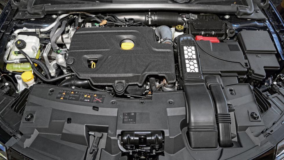 Renault Talisman motor