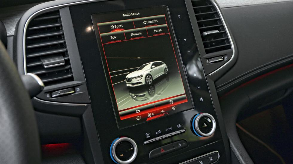 Renault Talisman pantalla 1