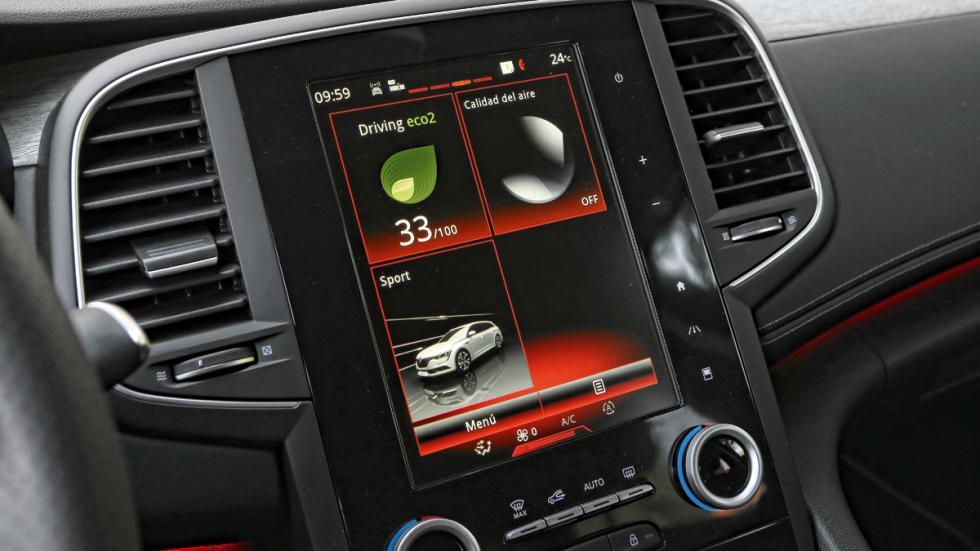 Renault Talisman pantalla 2