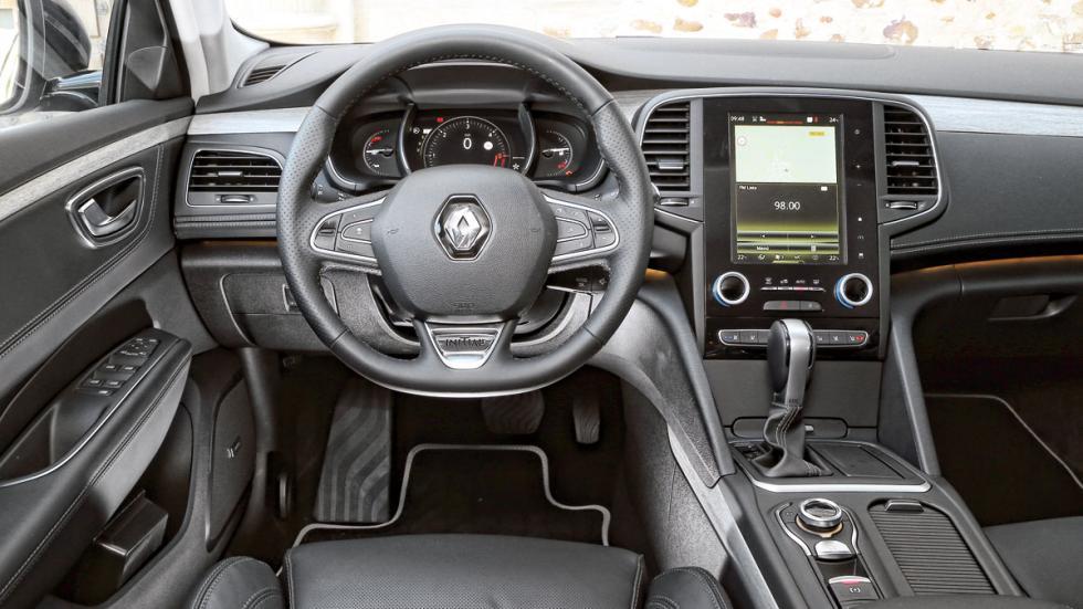 Renault Talisman salpicadero