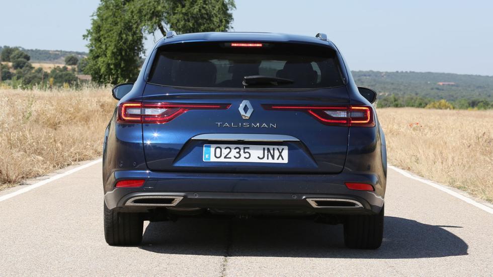 Renault Talisman trasera