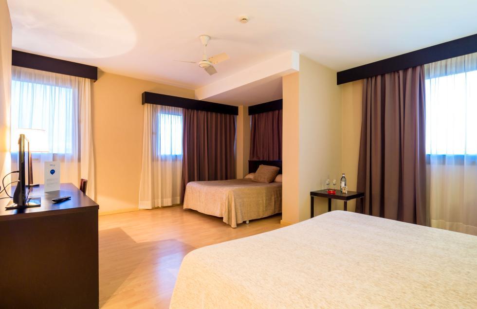 Hoteles para viajar con niños: Spa Hotel Ciudad de Teruel (Teruel)