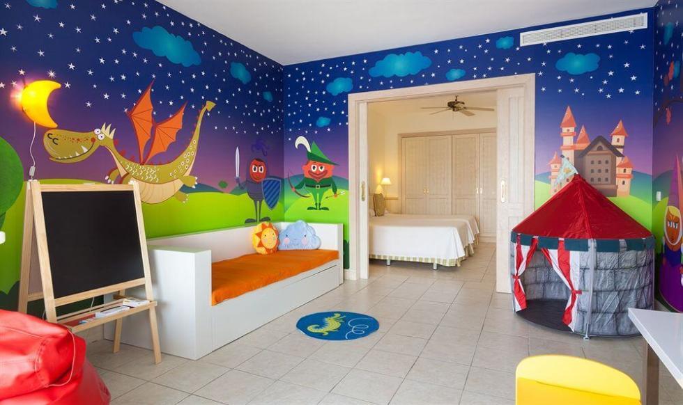 Hoteles para viajar con niños: Gran Castillo Resort (Lanzarote)
