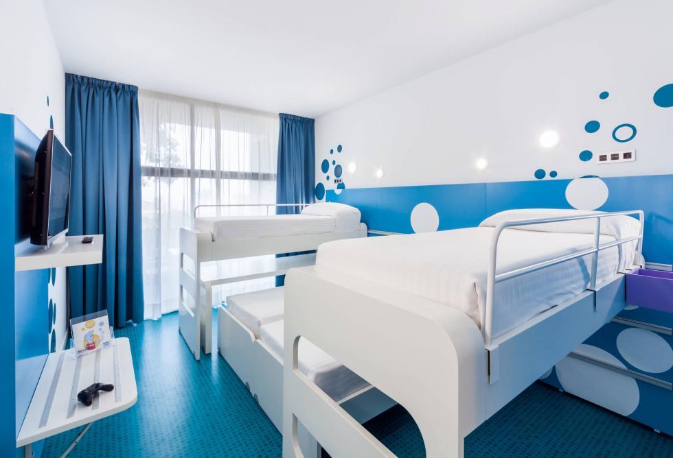 Hoteles para viajar con niños: Barceló Jandía Mar (Fuerteventura)