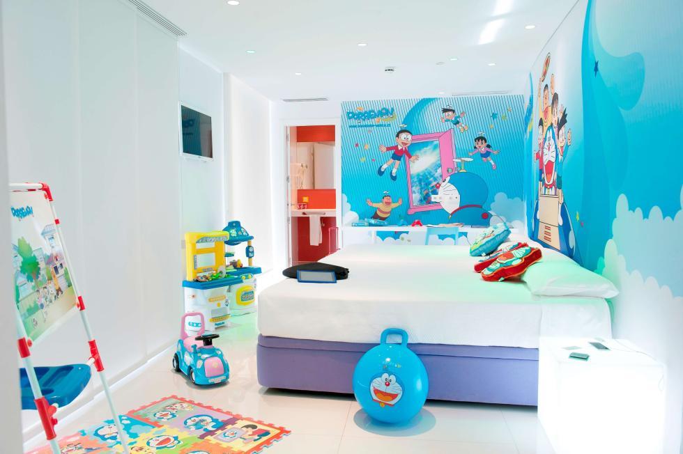 Hoteles para viajar con niños: Hotel del Juguete (Alicante)