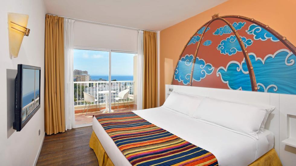 Hoteles para viajar con niños: Sol Katmandú Park & Resort (Mallorca)