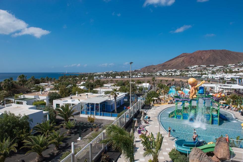 Hoteles para viajar con niños: Relaxia Lanzasur Club (Lanzarote)